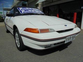 1990 Ford Capri Turbo Convertible.