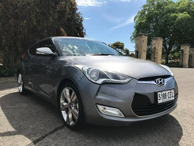 Used Hyundai Veloster Street Coupe D-CT, Enfield, 2013 Hyundai Veloster Street Coupe D-CT Hatchback