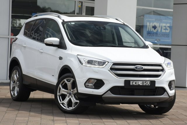 Discounted Used Ford Escape Titanium, Warwick Farm, 2018 Ford Escape Titanium SUV