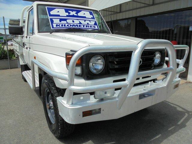 Used Toyota Landcruiser, Edwardstown, 2005 Toyota Landcruiser Cab Chassis
