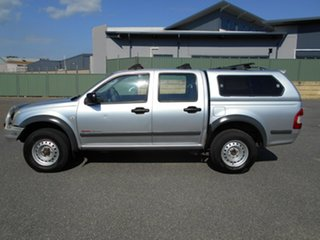 2006 Holden Rodeo LX Crew Cab Cab Chassis.