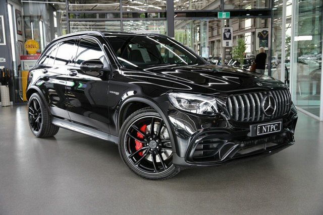 Used Mercedes-Benz GLC-Class GLC63 AMG SPEEDSHIFT MCT 4MATIC+ S, North Melbourne, 2018 Mercedes-Benz GLC-Class GLC63 AMG SPEEDSHIFT MCT 4MATIC+ S Wagon
