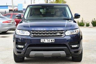 2014 Land Rover Range Rover Sport SE Wagon.