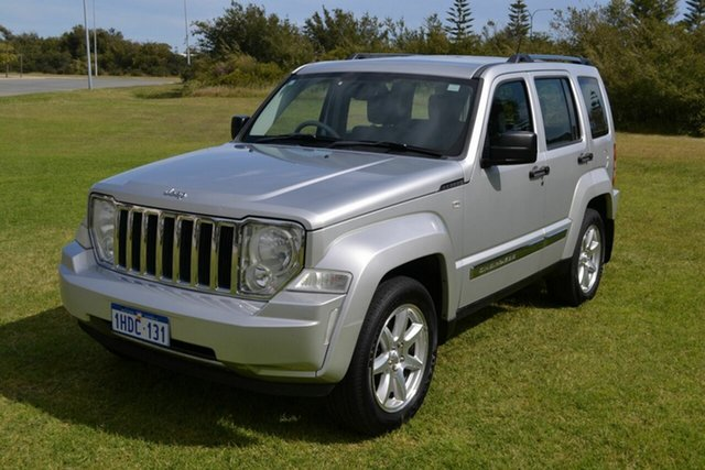Used Jeep Cherokee Limited (4x4), Rockingham, 2009 Jeep Cherokee Limited (4x4) Wagon