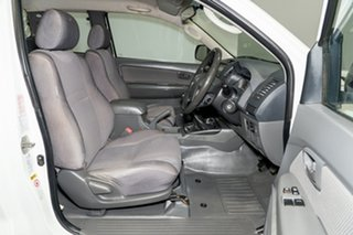 2012 Toyota Hilux SR (4x4) X Cab Cab Chassis.