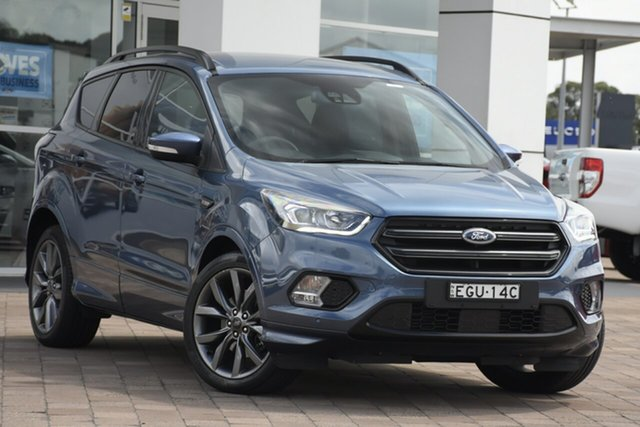 Discounted Used Ford Escape ST-Line, Warwick Farm, 2019 Ford Escape ST-Line SUV