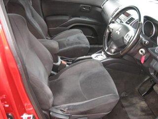 2011 Mitsubishi Outlander LS Wagon.