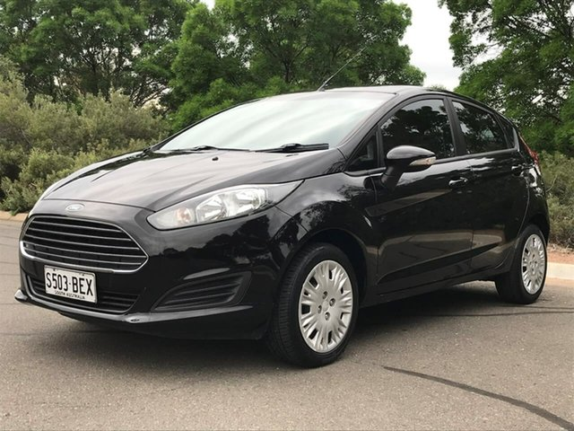 Used Ford Fiesta Ambiente PwrShift, Enfield, 2015 Ford Fiesta Ambiente PwrShift Hatchback