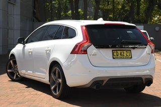2013 Volvo V60 T5 PwrShift R-Design Wagon.