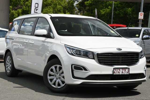 Demonstrator, Demo, Near New Kia Carnival, Toowong, 2020 Kia Carnival Wagon