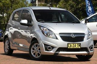 2014 Holden Barina Spark CD Hatchback.