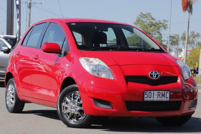 Used Toyota Yaris YR, Bowen Hills, 2011 Toyota Yaris YR Hatchback