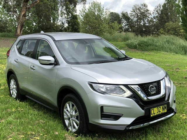 Used Nissan X-Trail ST X-tronic 4WD, Queanbeyan, 2017 Nissan X-Trail ST X-tronic 4WD Wagon