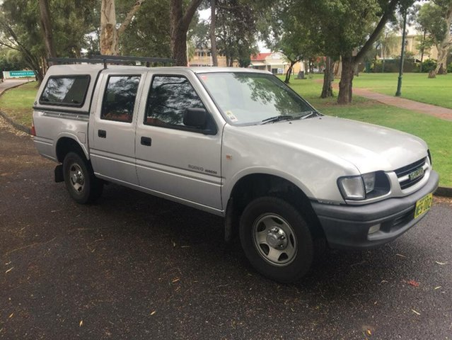 Used Holden Rodeo LX, Prospect, 2000 Holden Rodeo LX Crew Cab Pickup