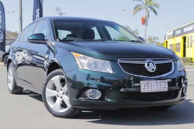 Used Holden Cruze CD, Bowen Hills, 2013 Holden Cruze CD Hatchback