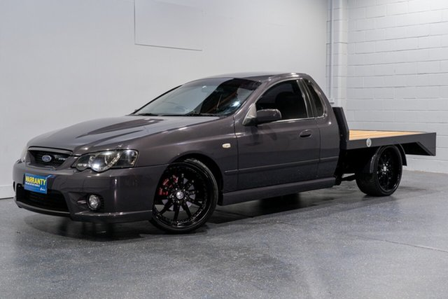 Used Ford Falcon XR8, Slacks Creek, 2005 Ford Falcon XR8 Utility
