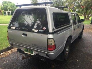 2000 Holden Rodeo LX Crew Cab Pickup.