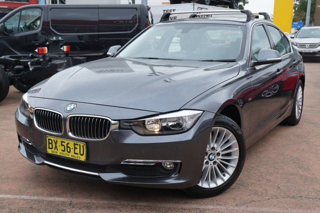 Used BMW 320d, Brookvale, 2012 BMW 320d Sedan