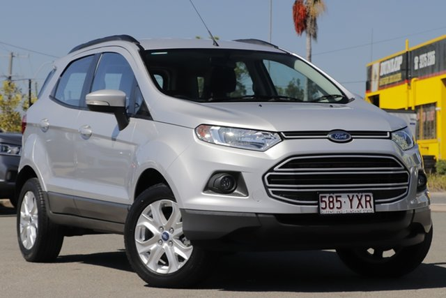 Used Ford Ecosport Trend PwrShift, Toowong, 2017 Ford Ecosport Trend PwrShift Wagon