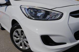 2017 Hyundai Accent Active Hatchback.