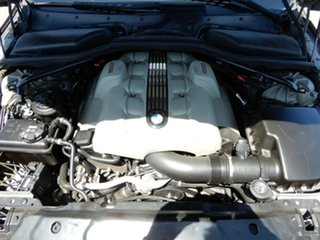 2005 BMW 5 Series 545i Steptronic Sedan.