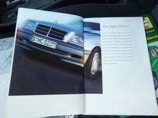 1994 Mercedes-Benz C-Class C180 Sport Sedan.