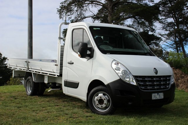 Used Renault Master MWB, Officer, 2013 Renault Master MWB Cab Chassis