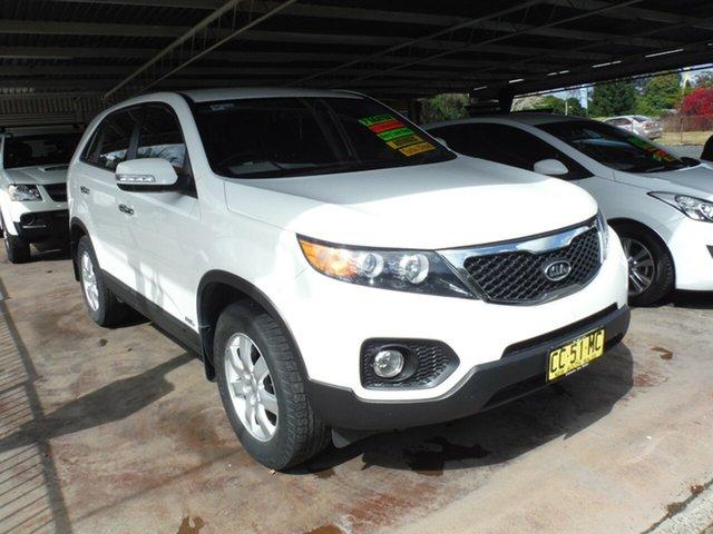Used Kia Sorento SI (4x4), East Lismore, 2012 Kia Sorento SI (4x4) XM MY12 Wagon
