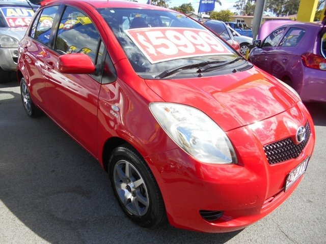 Used Toyota Yaris YRX, Slacks Creek, 2005 Toyota Yaris YRX Hatchback