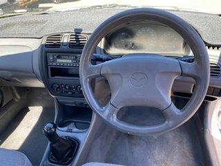 1998 Mazda 323 Protege Sedan.