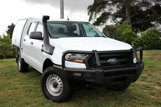 2016 Ford Ranger XL Cab Chassis.
