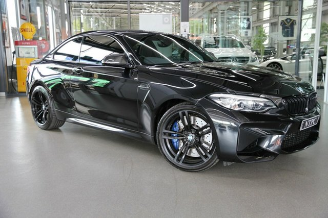 Used BMW M2 D-CT, North Melbourne, 2017 BMW M2 D-CT Coupe