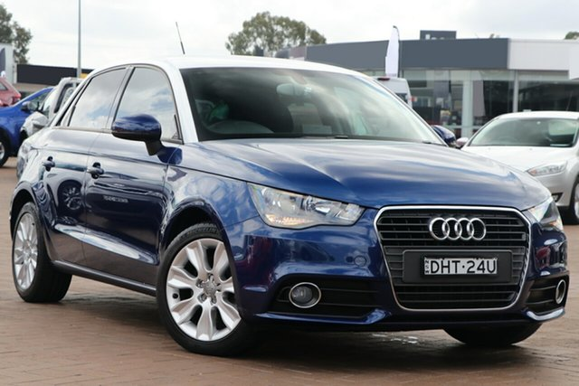 Used Audi A1 Ambition Sportback S Tronic, Warwick Farm, 2012 Audi A1 Ambition Sportback S Tronic Hatchback