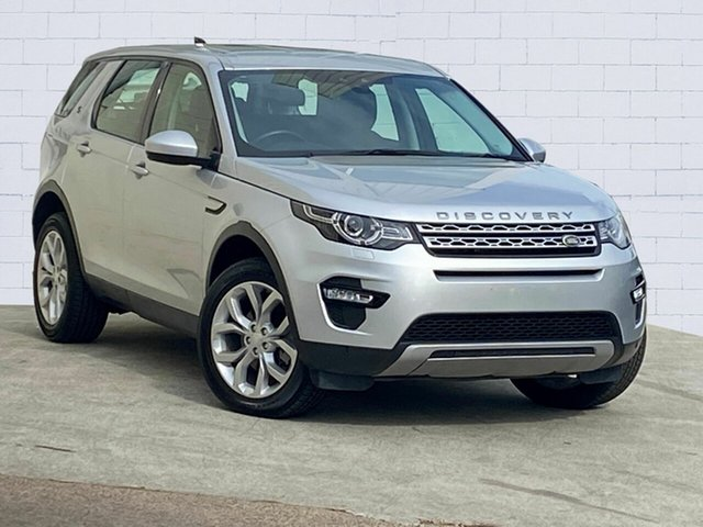 Used Land Rover Discovery Sport TD4 150 HSE 5 Seat, Moorooka, 2017 Land Rover Discovery Sport TD4 150 HSE 5 Seat Wagon