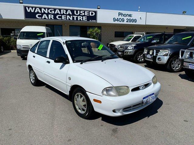 Used Ford Festiva GLXi, Wangara, 1997 Ford Festiva GLXi Hatchback