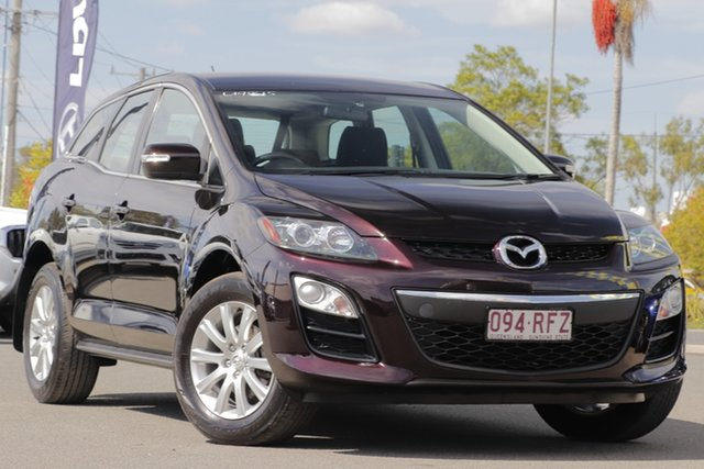 Used Mazda CX-7 Classic Activematic, Toowong, 2010 Mazda CX-7 Classic Activematic Wagon