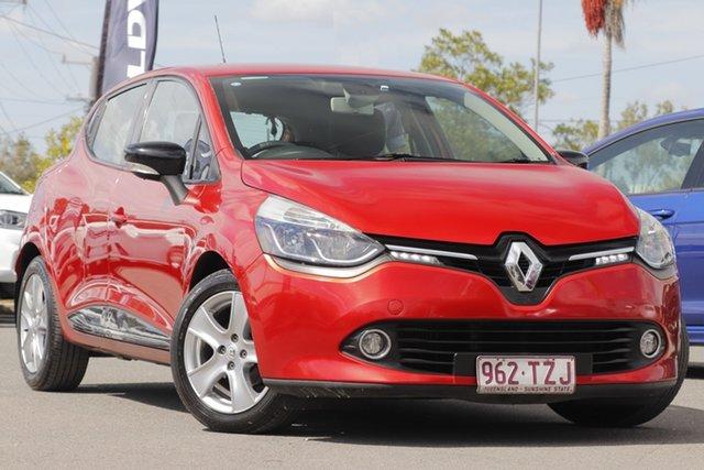 Used Renault Clio Expression, Bowen Hills, 2014 Renault Clio Expression Hatchback