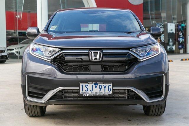Demonstrator, Demo, Near New Honda CR-V VTi 4WD L AWD, Springvale, 2020 Honda CR-V VTi 4WD L AWD RW MY21 Wagon