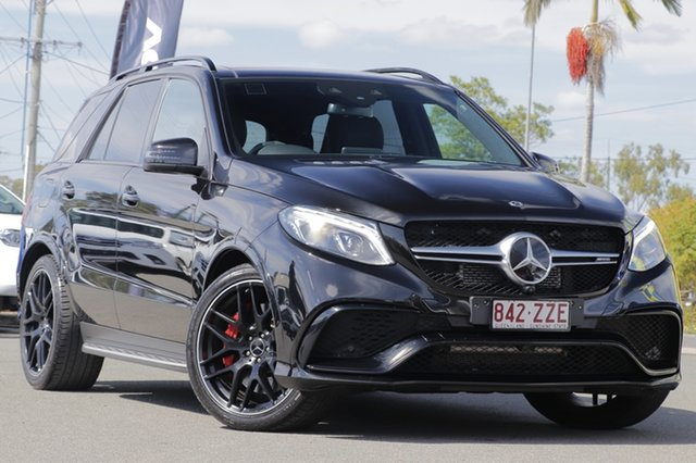 Used Mercedes-Benz GLE-Class GLE63 AMG SPEEDSHIFT PLUS 4MATIC S, Bowen Hills, 2018 Mercedes-Benz GLE-Class GLE63 AMG SPEEDSHIFT PLUS 4MATIC S Wagon