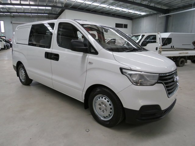 Used Hyundai iLOAD CREWVAN, Thomastown, 2018 Hyundai iLOAD CREWVAN Van