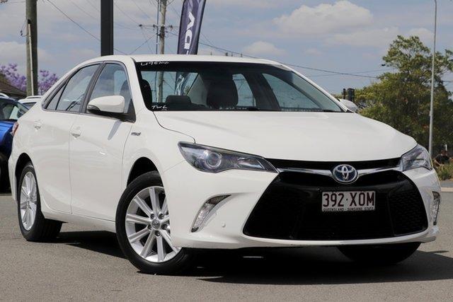Used Toyota Camry Atara S, Bowen Hills, 2017 Toyota Camry Atara S Sedan