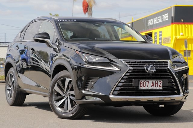 Used Lexus NX NX300 AWD Sports Luxury, Bowen Hills, 2018 Lexus NX NX300 AWD Sports Luxury Wagon