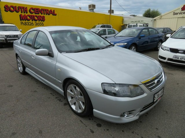Used Ford Fairmont Ghia, Morphett Vale, 2007 Ford Fairmont Ghia Sedan
