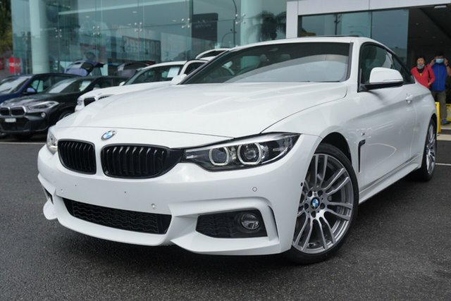 Used BMW 4 Series 430i M Sport, Brookvale, 2019 BMW 4 Series 430i M Sport Coupe