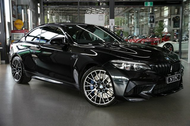 Used BMW M2 Competition M-DCT Pure, North Melbourne, 2018 BMW M2 Competition M-DCT Pure Coupe
