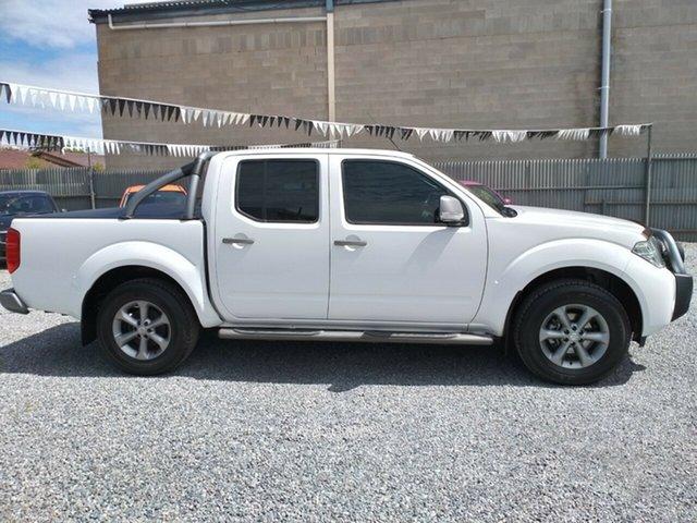 Used Nissan Navara ST Titanium Edition (4x4), Klemzig, 2014 Nissan Navara ST Titanium Edition (4x4) Dual Cab Pick-up
