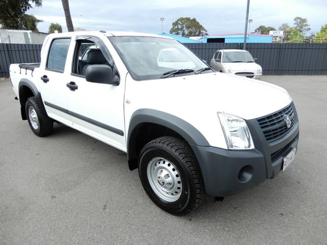 Used Holden Rodeo LT Crew Cab 4x2, Enfield, 2007 Holden Rodeo LT Crew Cab 4x2 Utility