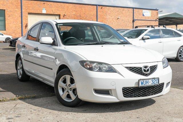 Used Mazda 3 Neo Sport, Mulgrave, 2009 Mazda 3 Neo Sport BK MY08 Sedan