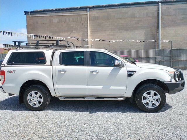 Used Ford Ranger XLT 3.2 (4x4), Klemzig, 2014 Ford Ranger XLT 3.2 (4x4) Dual Cab Utility