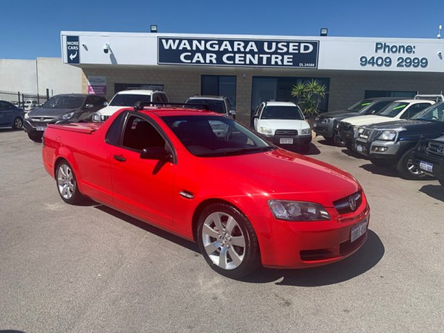 Used Holden Commodore Omega, Wangara, 2009 Holden Commodore Omega Utility